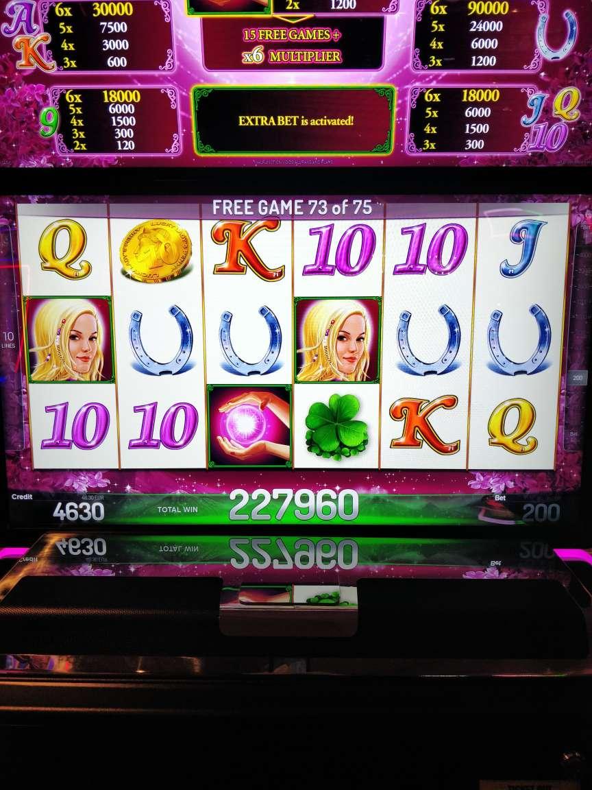 Lucky Ladys Charm 6 Casino win picture by klaspetterniklas 15.92020 2279.60e 1140X Casino Helsinki