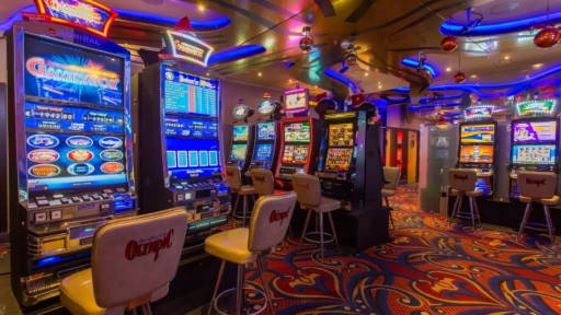 Video Slots in Olympic Casino
