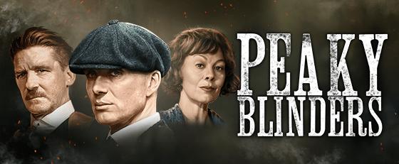 Peaky Blinders Banner