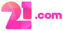 21.com casino Logo 2020
