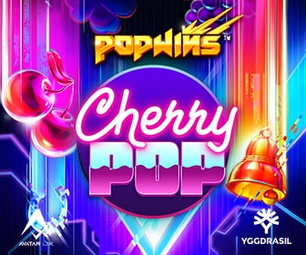 Cherry Pop Slot Banner