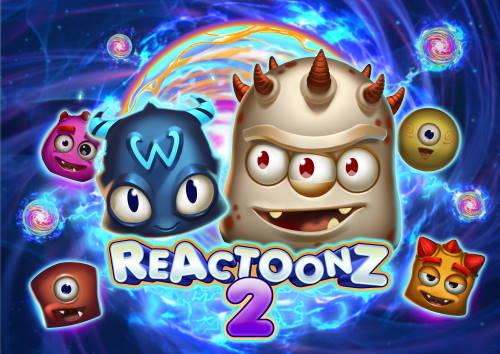 REACTOONZ 2 Poster
