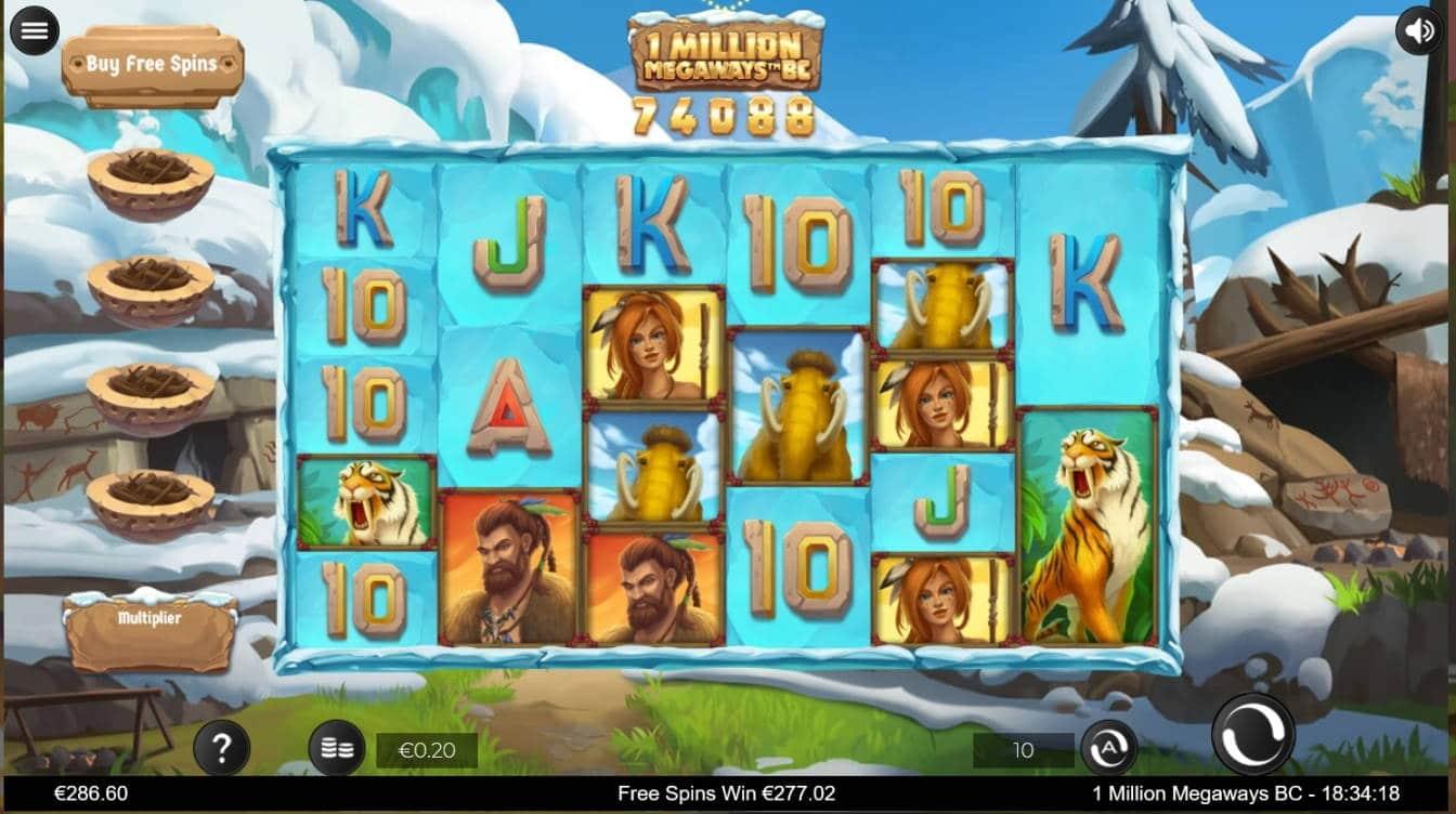 1 Million Megaways Casino win picture by BlackMamba 29.10.2020 277.02e 1385X