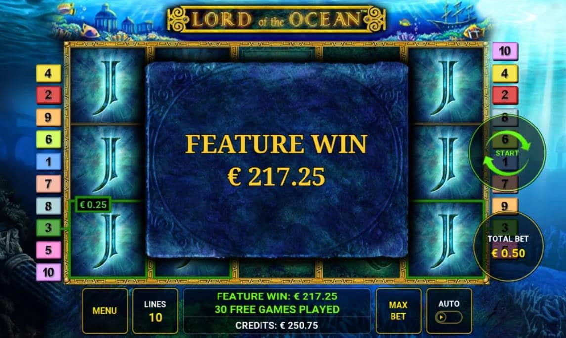 Lord of the Ocean Casino win picture by finonyx 24.10.2020 217.25e 435X