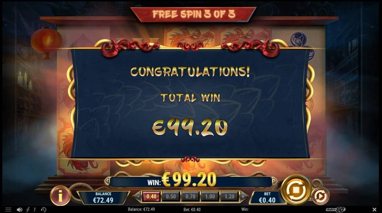 Madame Ink Casino win picture by MrMork666 28.10.2020 99.20e 248X