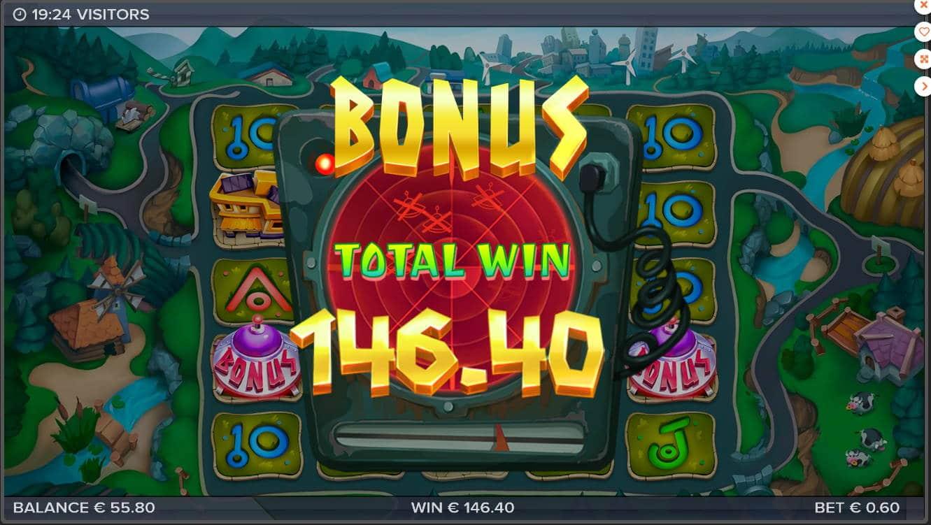 Visitors Casino win picture by Kari Grandi 6.11.2020 146.40e 244X