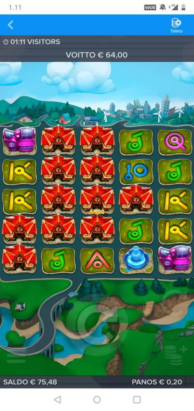 Visitors Casino win picture by MikoTiko 7.10.2020 64e 320X