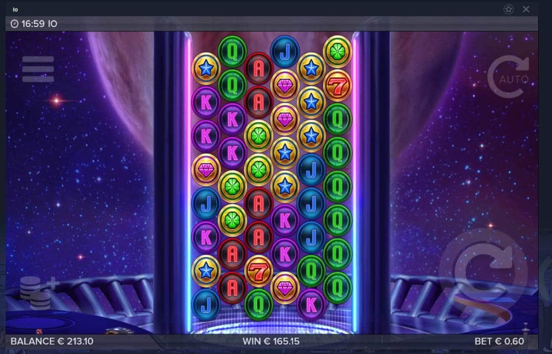 io Casino win picture by MrMork666 28.10.2020 165.15e 275X
