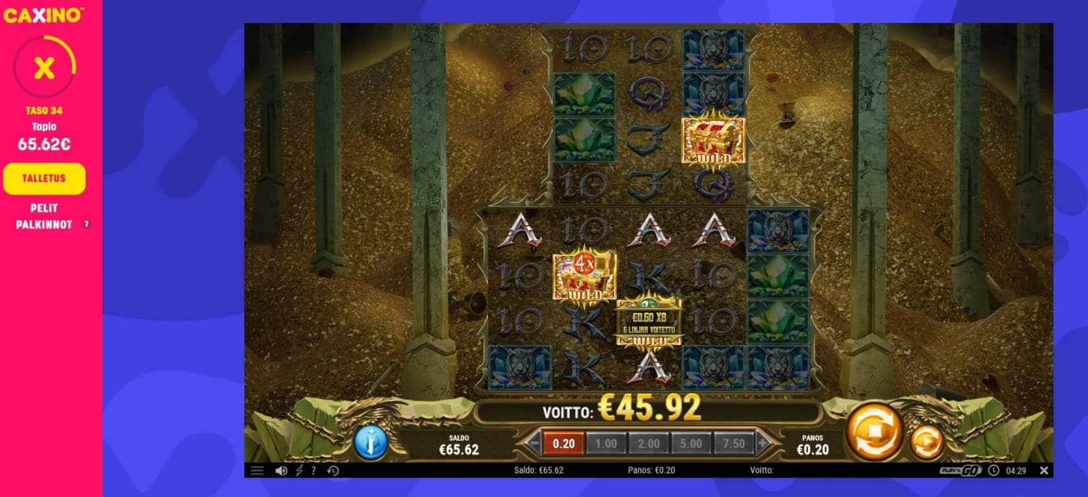 24k Dragon Casino win picture by MrMork666 22.11.2020 45.92e 230x Caxino