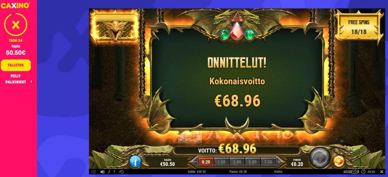24k Dragon Casino win picture by MrMork666 22.11.2020 68.96e 345x Caxino