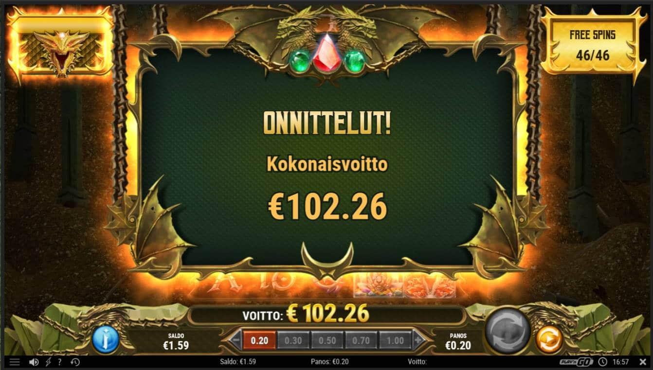 24k Dragon Casino win picture by Mrmork666 4.12.2020 102.26e 511X