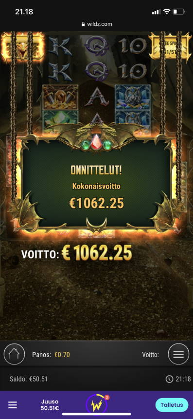 24k Dragon Casino win picture by vesselis 30.11.2020 1062.25e 1518X Wildz