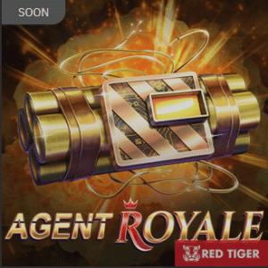 Agent Royale slot logo
