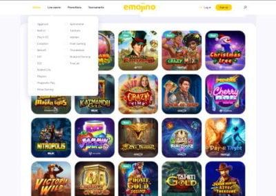 Emojino Casino Slots