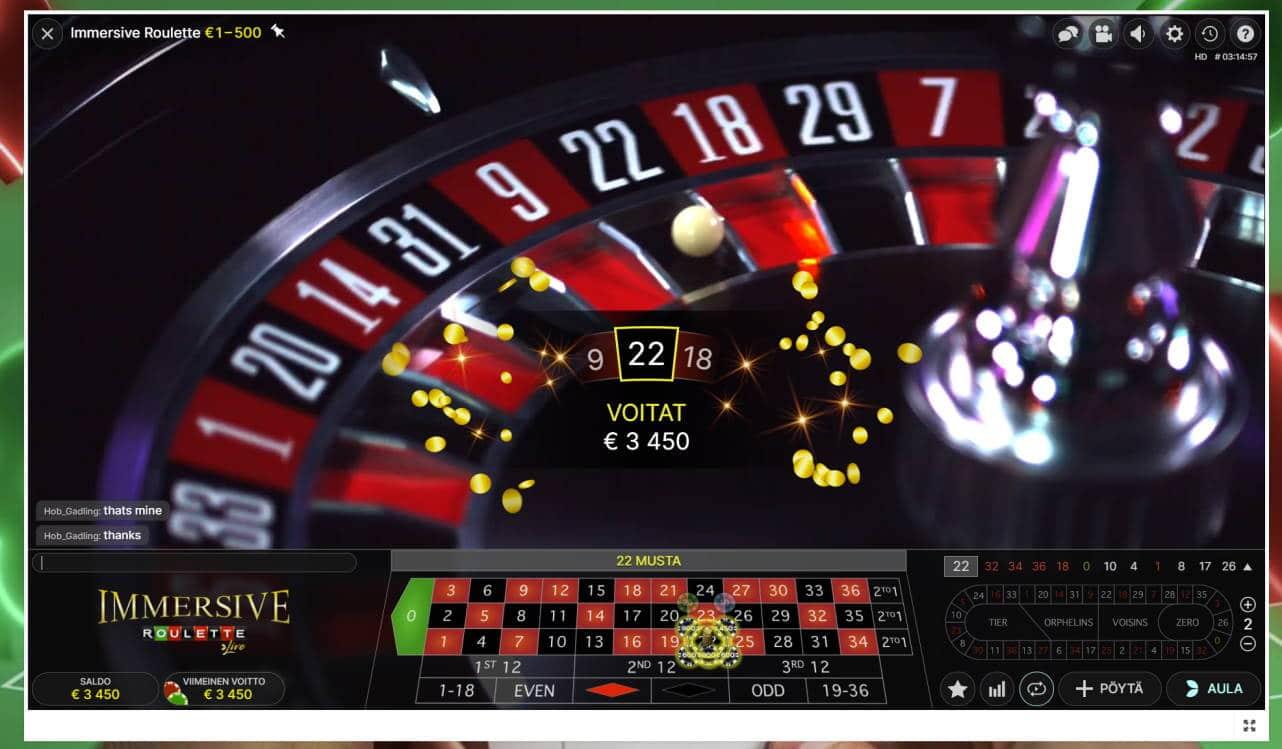Immersive Roulette Casino win picture by Perkl566 1.1.2021 3450e