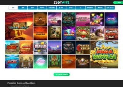 Slotnite Casino Slots
