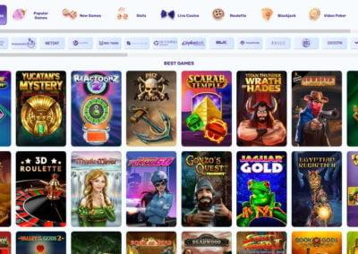 Slotspalace Casino Best Slot Games
