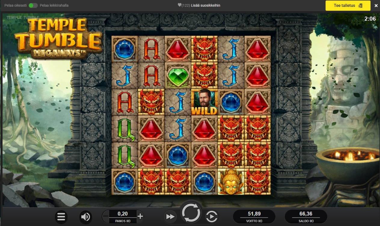Temple Tumple Casino win picture by Mrmork666 4.1.2021 66.36e 259x