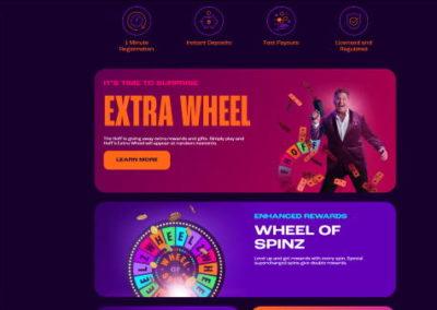 Wheelz Casino Promotions