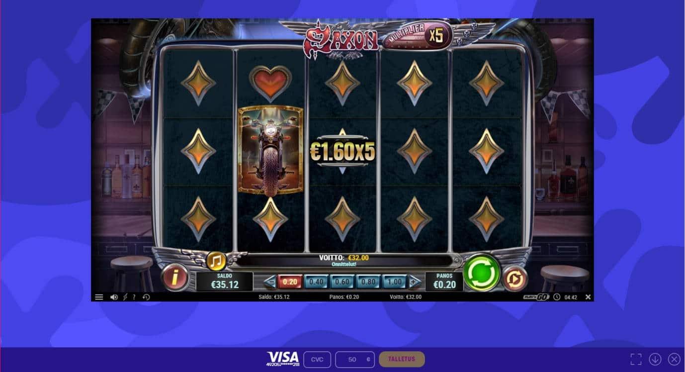 Saxon Casino win picture by Henkka1986 2.2.2021 32e 160X