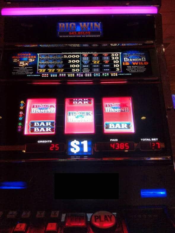 Black Diamond Casino win picture by Fishbones64 17.2.2021 43851.02d 1624X