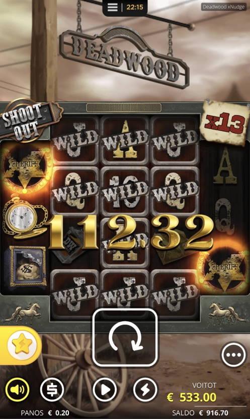 Deadwood Casino win picture by Laeppis 20.2.2021 533e 2665X