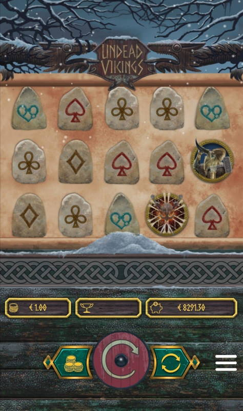 Undead Vikings Casino win picture by Jaakko11s Friend 10.2.2021 8291.30e 8291X