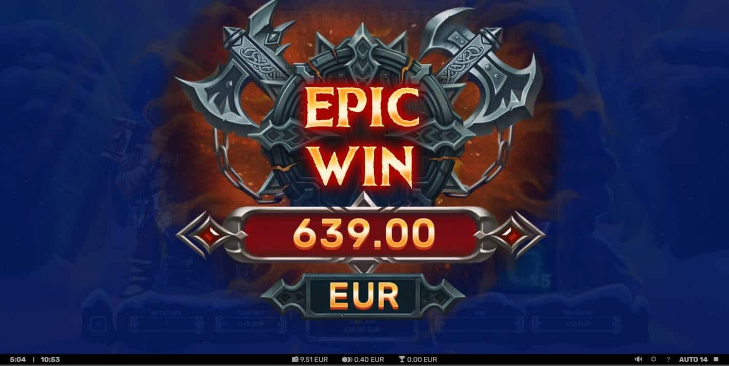 Viking Runes Casino win picture by fujilwyn 17.3.2021 639e 1598X