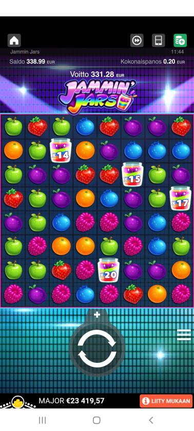 Jamming Jars Casino win picture by holari993 9.4.2021 331.28e 1656X