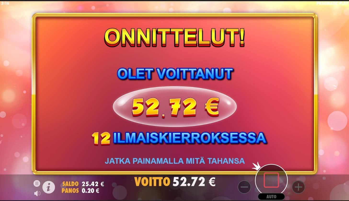 Extra Juicy Casino win picture by Mrmork666 28.4.2021 82.72e 264X