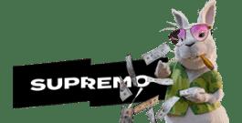 Supremo Casino Logo