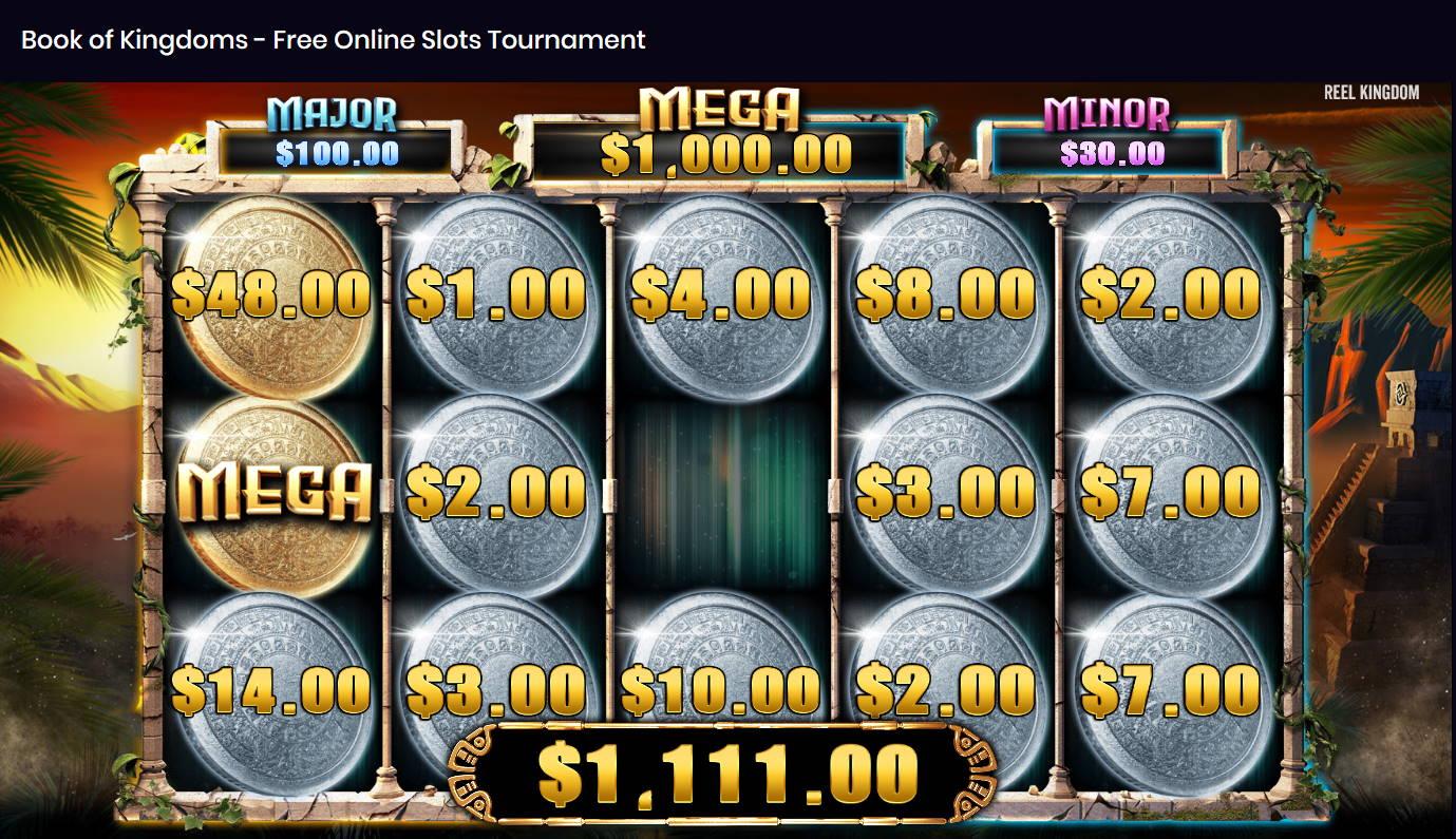 Book of Kingdoms Casino win picture by Kari Grandi 15.6.2021 1111d