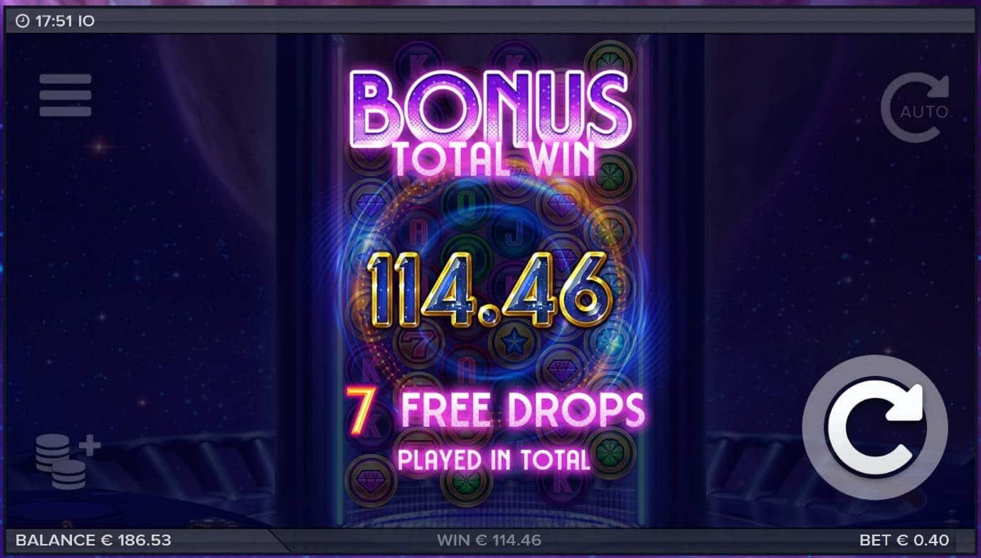 Io Casino win picture by Mrmork666 31.5.2021 114.46e 286X Mega Slot