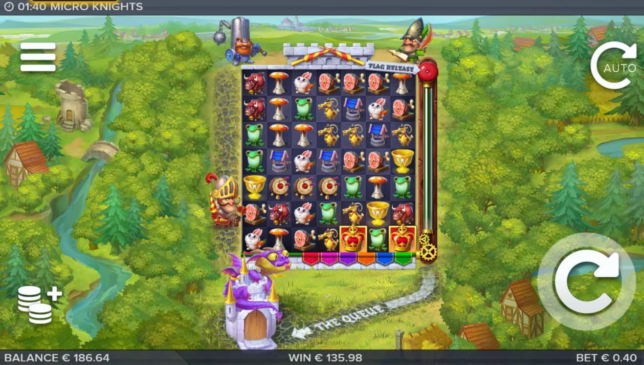 Micro Knights Casino win picture by Mrmork666 31.5.2021 135.98e 340X