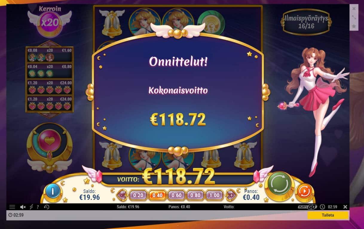 Moon Princess Casino win picture by Banhamm 30.4.2021 118.72e 297X
