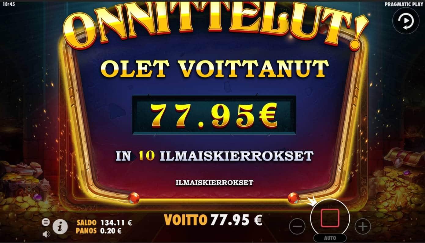 Phoenix Forge Casino win picture by Mrmork666 31.5.2021 77.95e 390X