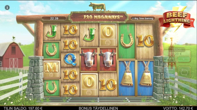 Beef Lightning Casino win picture by fujilwyn 2.7.2021 142.70e 714X