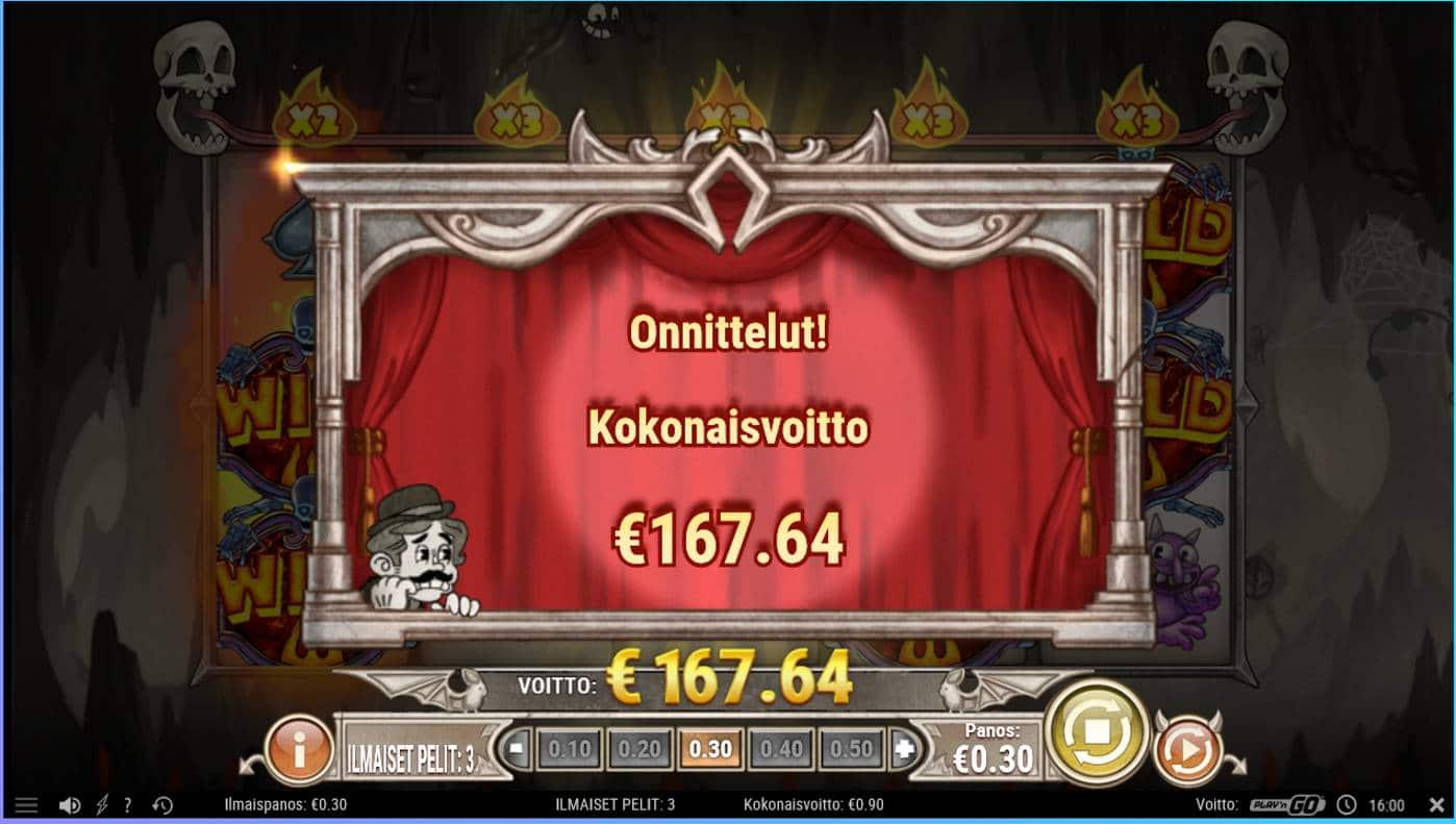 Charlie Chance XReelz Casino win picture by Kari Grandi 5.7.2021 167.64e 559X Wildz