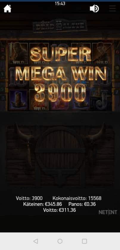 Dead or Alive 2 Casino win picture by jelemeri 7.7.2021 311.36e 865X