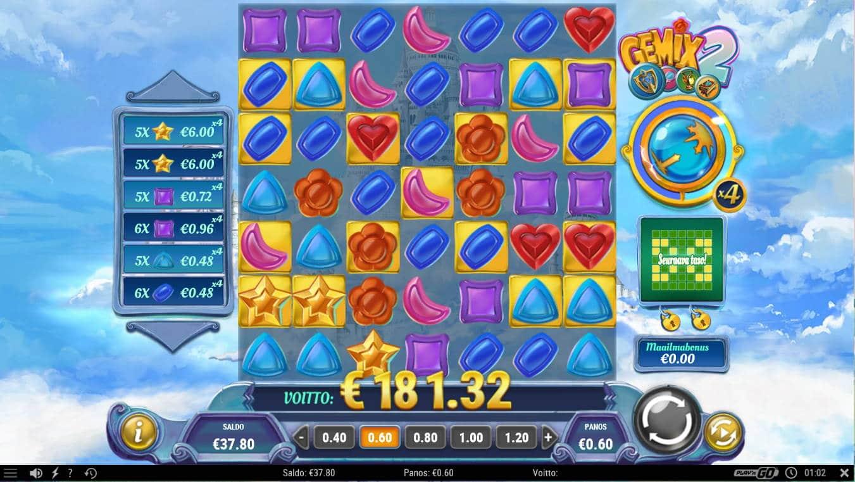 Gemix 2 Casino win picture by Kari Grandi 20.7.2021 181.32e 302X