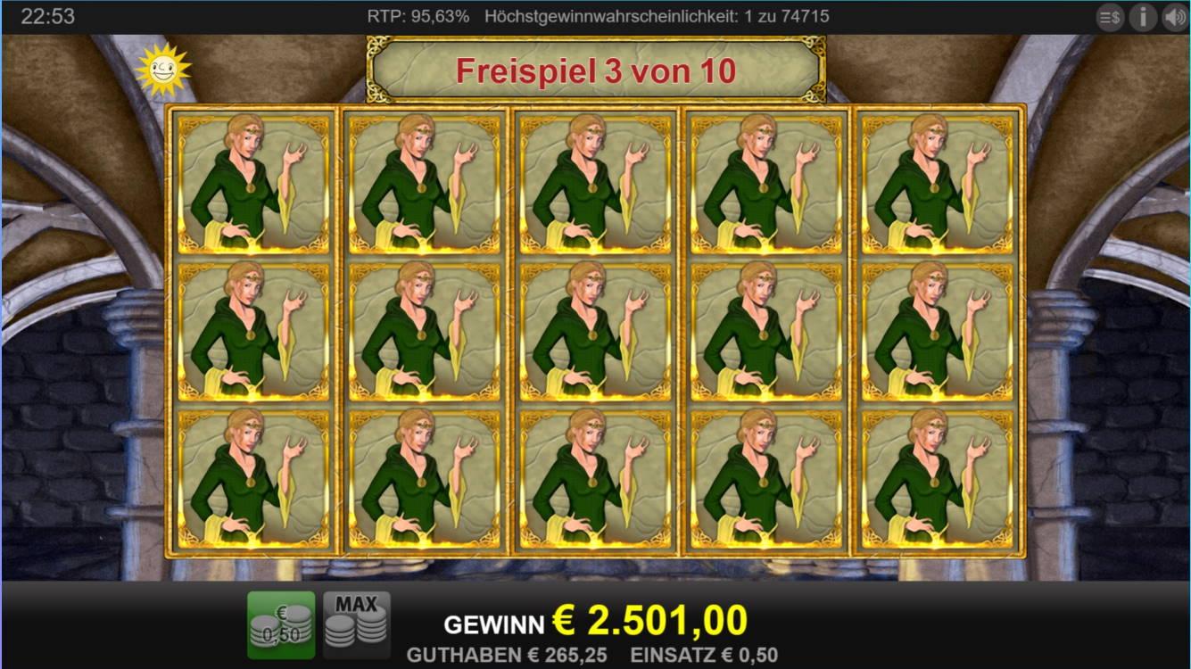 Magic Mirror Delux 2 Casino win picture by afrocut79 20.6.2021 2501e 5002X Wildz