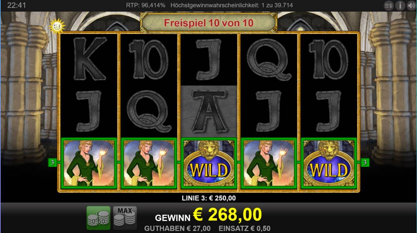 Magic Mirror Delux 2 Casino win picture by afrocut79 20.6.2021 268e 536X Wildz