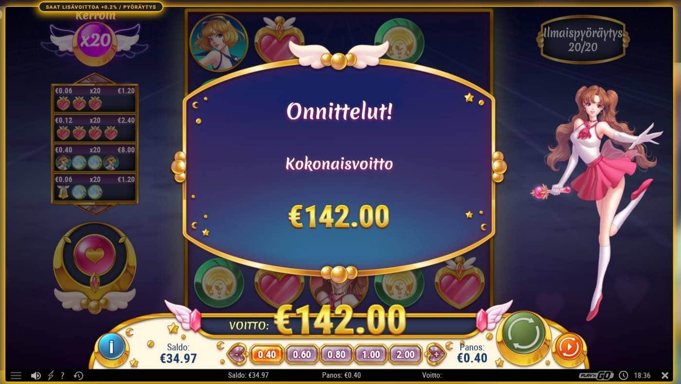 Moon Princess Casino win picture by Mrmork666 29.6.2021 142e 355X