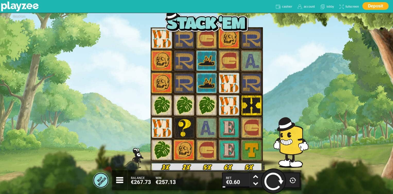 Stack em Casino win picture by Mrmork666 29.6.2021 257.13e 429X Playzee