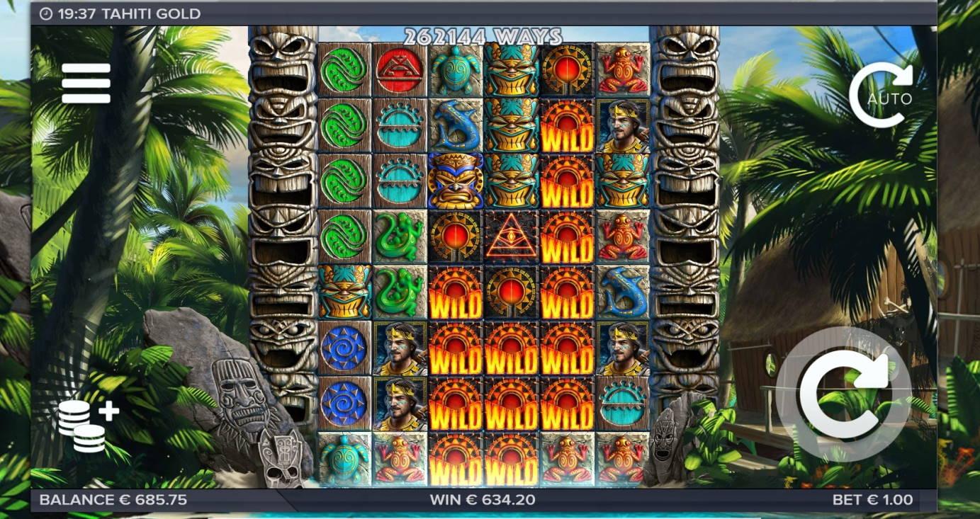 Tahiti Gold Casino win picture by jube 25.6.2021 634.20e 634X