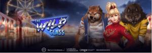 The Wild Class slot logo