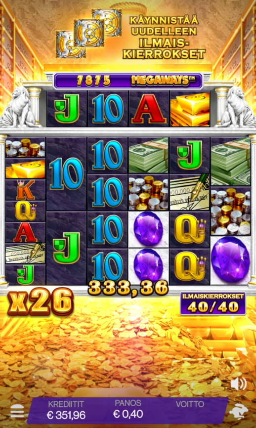 Break da Bank Again Megaways Casino win picture by Rektumi 20.8.2021 333.36 833X