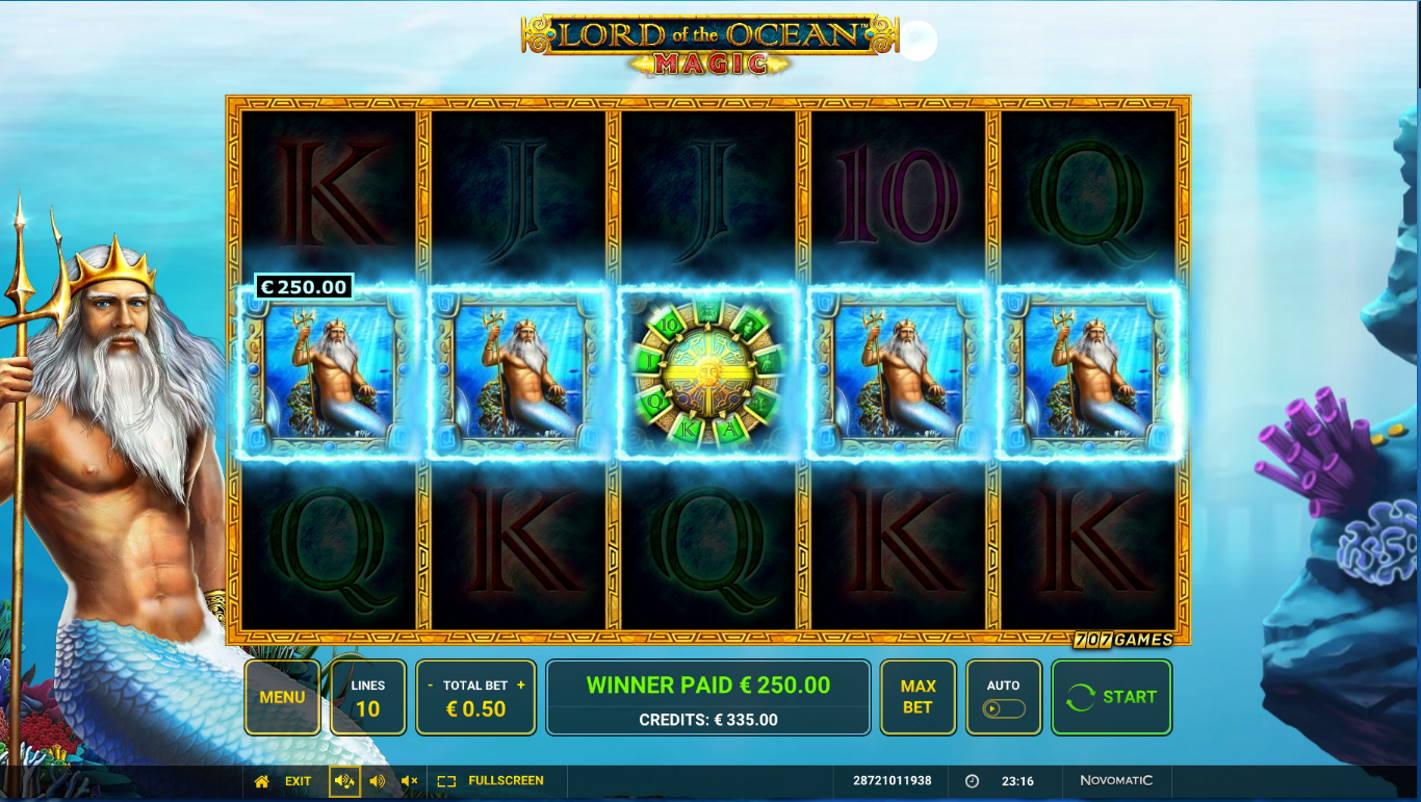 Lord of the Ocean Magic Casino win picture by Kari Grandi 23.8.2021 250e 500X