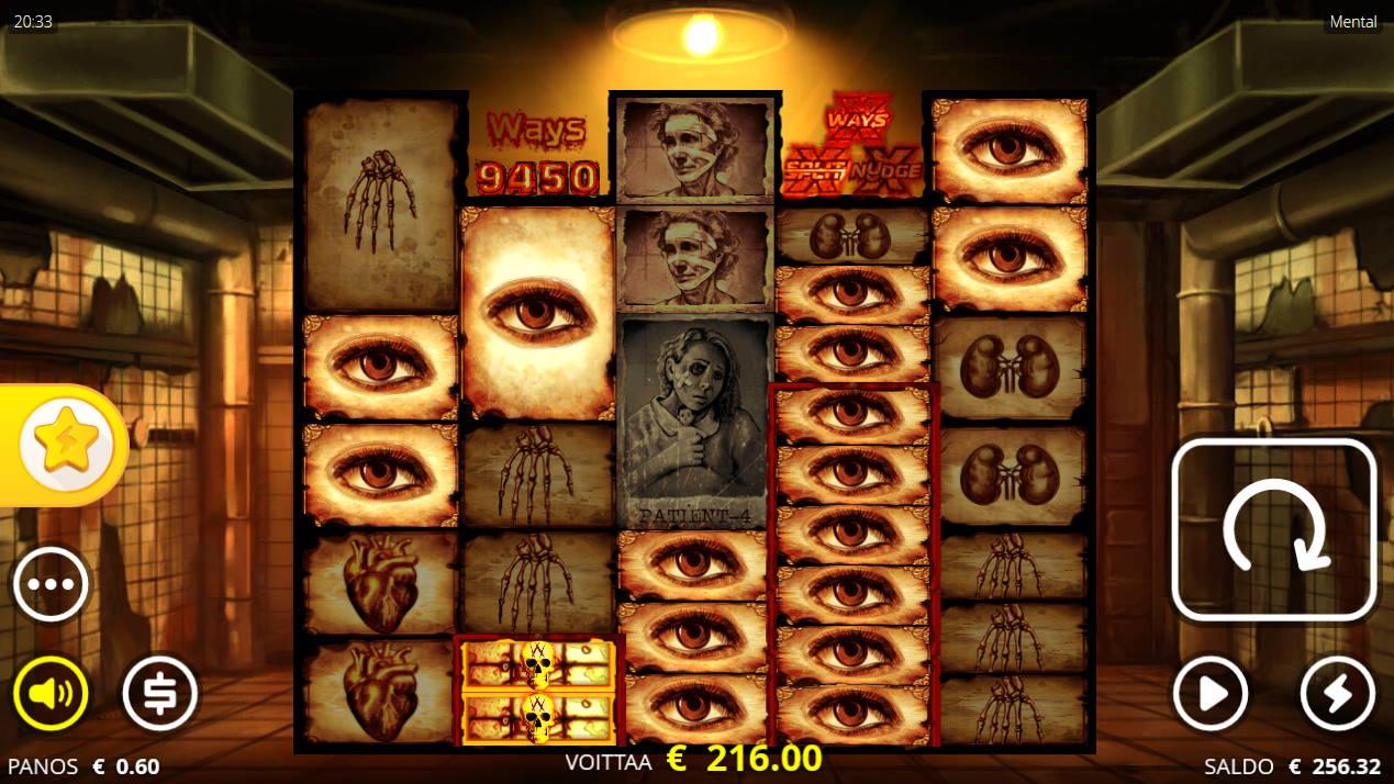 Mental Casino win picture by Kari Grandi 3.9.2021 216e 360X