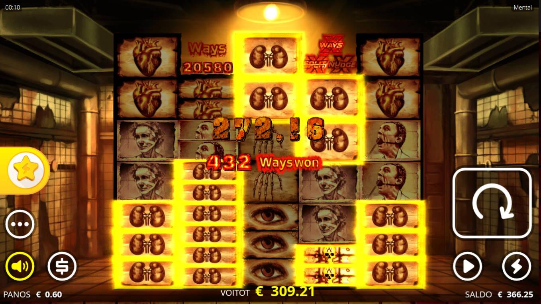 Mental Casino win picture by Kari Grandi 5.9.2021 309.21e 515X